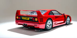 f40 auction you ll always be able to buy a practically f40