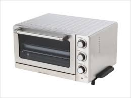 Cuisanart Toaster Oven Refurbished Cuisinart Tob 60 Stainless Steel Toaster Oven Broiler
