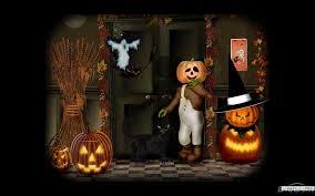 download free artsy halloween scenes screensaver artsy halloween