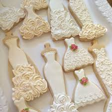best bridal shower best wedding shower dress cookies products on wanelo