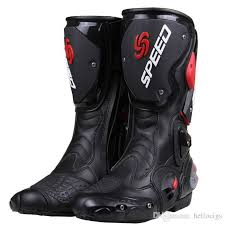 biker riding boots pro biker speed bikers motorcycle boots moto racing motocross off