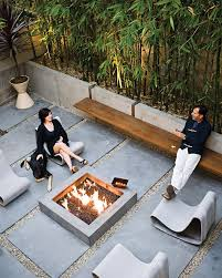 Modern Firepit 20 Modern Pits That Will Ignite The Style Of Your Backyard