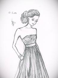 sketches of formal dresses choice image dresses design ideas