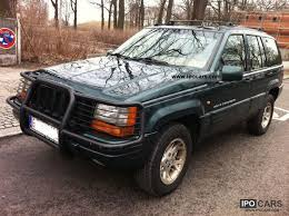 jeep grand limited 1998 1998 jeep grand 5 2 v8 limited leather air aut