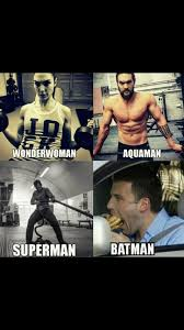 Justice League Meme - nutrition and working out the justice league way for more memes