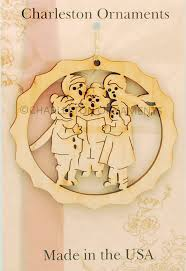 carolers ornament ornament and custom gifts