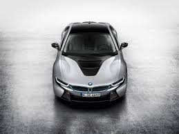 Bmw I8 Blacked Out - bmw i8 revealed