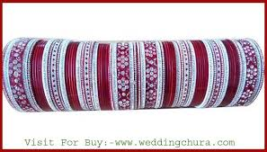wedding chura with name fancy bridal chura available size in 2 8 designer wedding chura