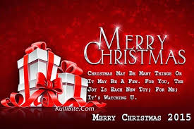 two beautiful merry sms greetings in and