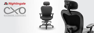 Office Chair Weight Capacity Nightingale Cxo 6200d Hd Heavy Duty Mid Back Computer Chair