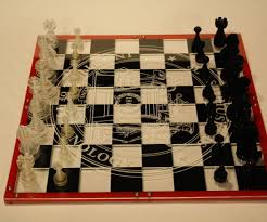 custom acrylic chess board 6 steps with pictures
