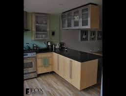 tiger maple wood kitchen cabinets tiger maple peninsula fox woodworking