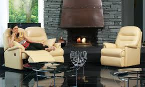 Leather Sofas Recliners Sherborne Keswick Leather Suite Sofas Recliners U0026 Chairs At