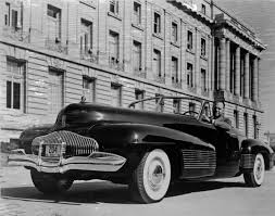 harley earl u0027s vision of the future the buick y job hemmings daily