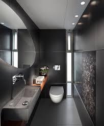 black bathroom design ideas using black in the bathroom