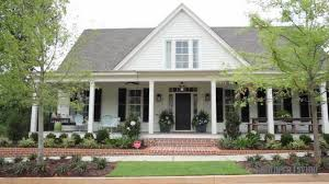southern living house plan southern country house plans