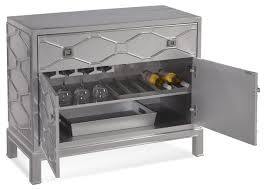 Mirrored Bar Cabinet Arianna Hospitality Cabinet Contemporary Wine And Bar Cabinets