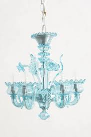 Sea Glass Chandelier Terrific Sea Glass Chandelier Anthropologie 34 Sea Glass