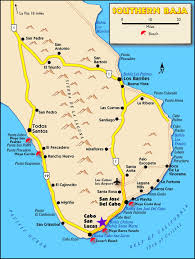 mexico toll road map cabo san lucas maps los cabos map driving directions cabo san