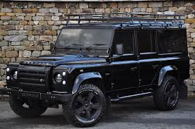 Used 2015 Land Rover Defender For Sale In North Yorkshire
