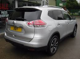 nissan x trail for sale used universal silver metallic nissan x trail for sale lincolnshire