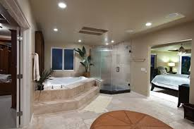 Enjoyable Ideas Master Bedroom With Bathroom Design  Photos - Master bedroom with bathroom design