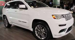 jeep limited price 2017 jeep grand summit specs release date price