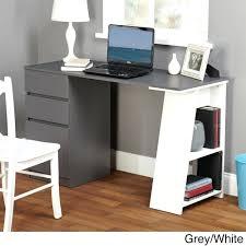 overstock l shaped desk computer desks black wood corner computer desk overstock l
