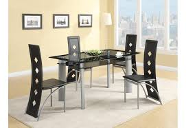 glass top tables dining room dining room glass top dining room tables rectangular for more