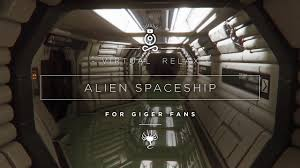 alien full hd alien spaceship interior 1 hr of ambience