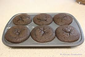 eggless molten choco lava cake vegetarian recipes