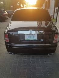 roll royce nigeria 50th b u0027day special billionaire jimoh ibrahim spoils self with