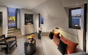 Living Room Floor Lamp Modern Ultra Living Room Grey Metal Arc Floor Lamp Square Purple