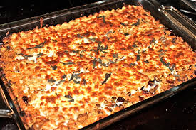 thanksgiving day lasagna to welcome in the fall notes from a