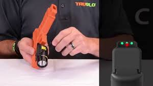 laser and light combo truglo tru point laser light combo windage and elevation