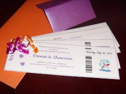 Cruise Wedding Invitations Unbelievable Cruise Boarding Pass Invitation Template With Cruise