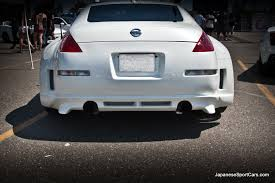 nissan 350z wide body nissan 350z with veilside v3 body kit picture number 590269