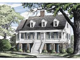 georgia house plans port royal hwbdo georgian from plantation style house plans colonial