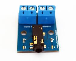 lighting controller diy breakout board 2 channel bluefish