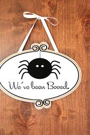 Free Printable Halloween Signs by