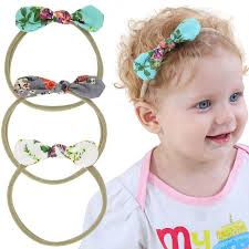 newborn hair bows naturalwell baby headband set infant headbands newborn hair