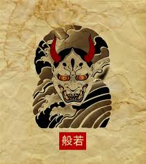 144 best hannya mask design tattoo images on pinterest design