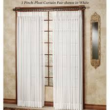 Contemporary Drapery Panels Curtain Window Ideas Modern Bedroom Superb Bamboo Curtains Design