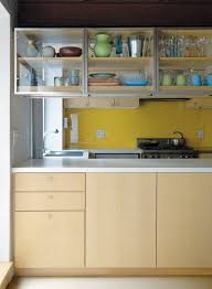 modern kitchen cabinet glass door photo 4 of 13 in 4 ways to rev your kitchen cabinets for
