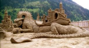 amazing sand sculptures you have to see to believe