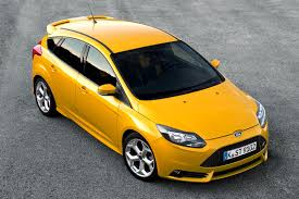 ford focus st yellow is tangerine scream a shade of yellow or orange focus st mk3