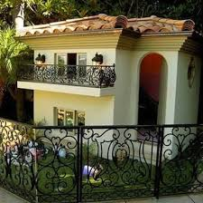 cool dog houses cool doghouses 10 luxury abodes for pered pets bob vila