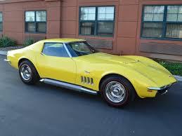 1969 corvette coupe 1969 chevrolet corvette coupe w factory ac for sale by corvette