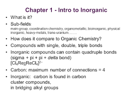 advanced inorganic chemistry ppt video online download