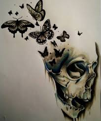 thisnthat tatuajes butterfly and bird